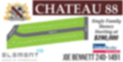 Chateau 88 development by ELEMENT 119 - Homes by Stanbrough