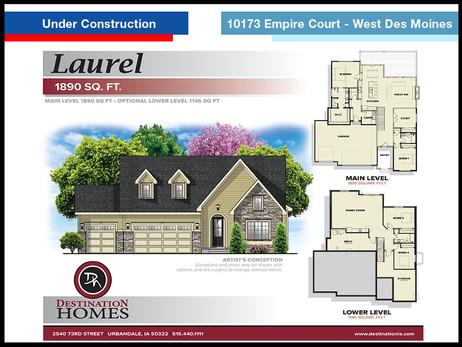 10173 Empire Court - West Des Moines