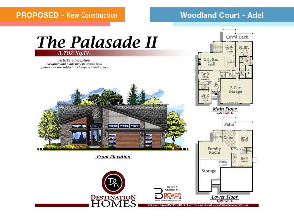 Woodland Court - Adel