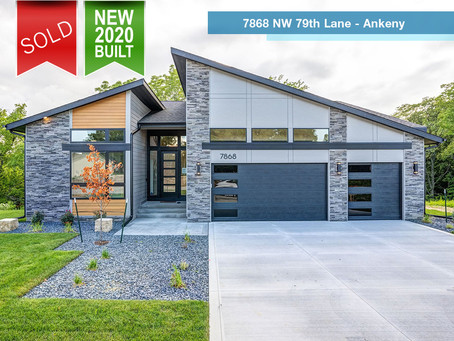 SOLD - 7686 NW 79th Lane - Ankeny