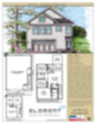 Grimes, Iowa - Carriage Homes by Element 119-Homes by Stanbrough at Station Crossing Heritage