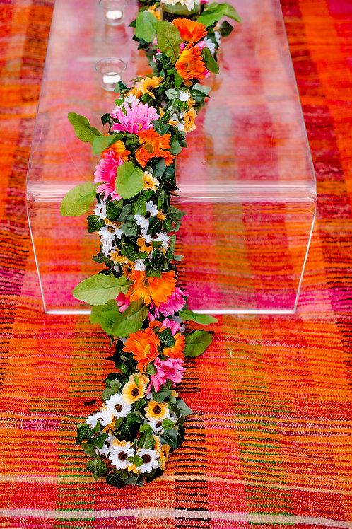 Daisy Chain Table piece