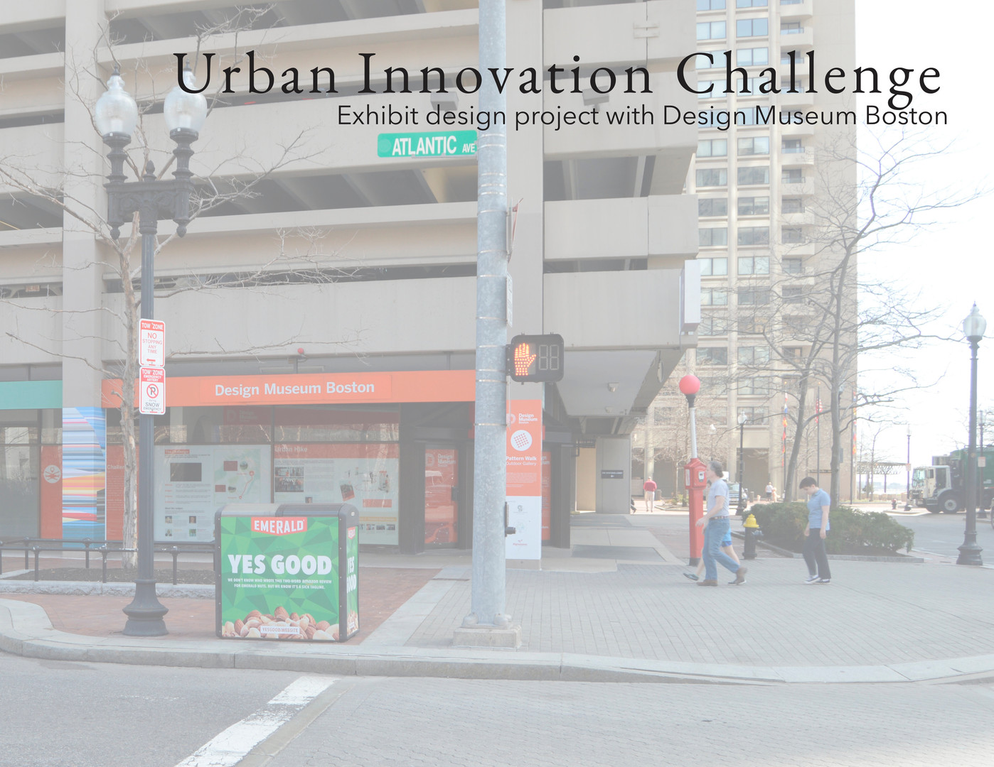 Urban Innovation Challenge