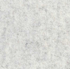 White Felt Color Tile