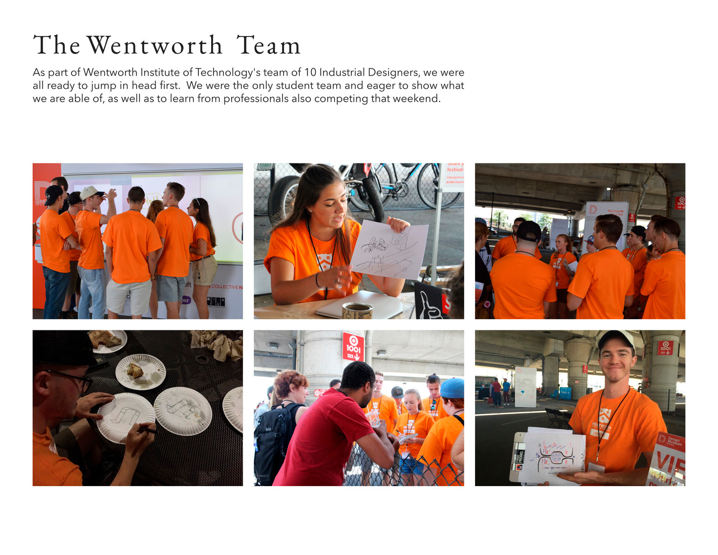 The Wentworth Team