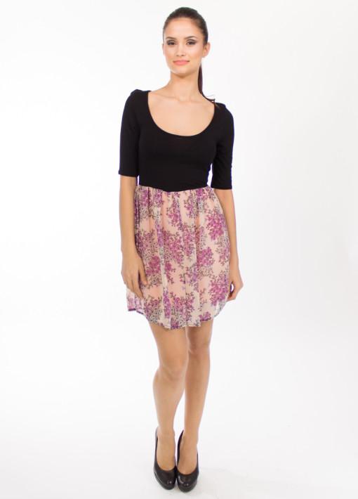 LULYON-Dress-014-black-violet