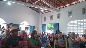 40 anos de assistência que Dom Eustáquio, faz a comunidade em Matões-MA