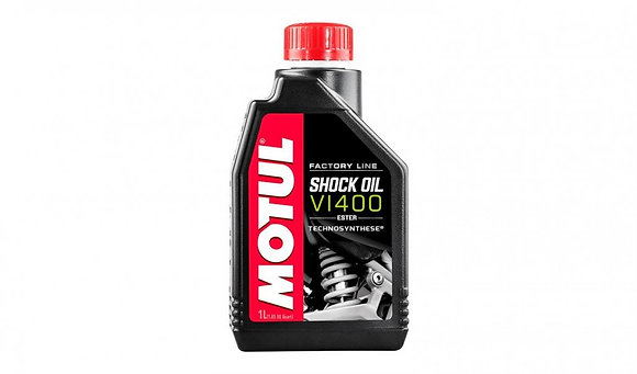 Motul SHOCK Oil Factory Line VI 400 Ester Synthetic Suspension Oil - 1 Litre 1L