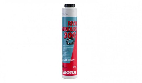 Motul Tech Grease 300 Semi-Synthetic Multipurpose Grease Lithium NLGI 2 410gm