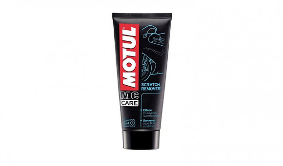 Motul MC Care E8 Helmet / Fairing Scratch Remover Motorcycle & Scooter - 100ml