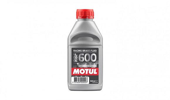 Motul RBF 600 Factory Line RBF600 High Performance Racing Brake Fluid 500ml 0.5L