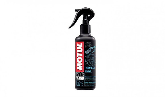 Motul MC Care E4 Perfect Seat Cleaner Motorcycle & Scooter - 250ml Spray