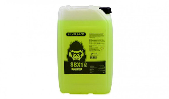 Silverback SBX1 Xtreme Cleam Flouro Tech Gel Bike Wash 25 Litres 25 Litres