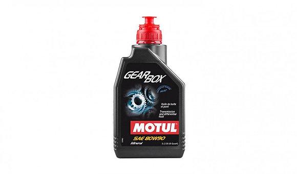 Motul GearBox 80W90 Gear & Differential Oil / Rear Axle Oil 80W-90 1 Litre 1L