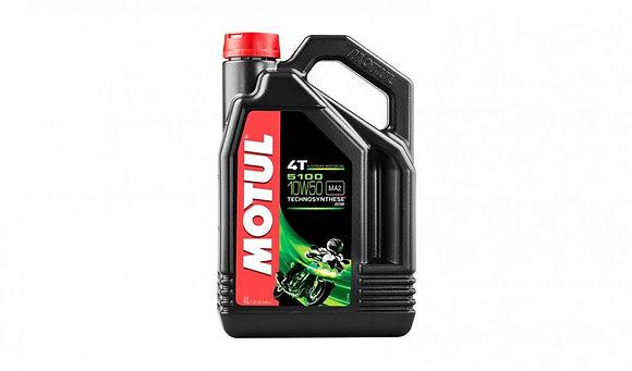 Motul 5100 Semi Synthetic Engine Oil 10W-50 - 4 Litre