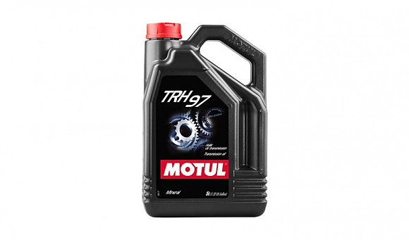 Motul TRH 97 Gearbox/Diff Oil for use on ATV's with Brake in Rear Dif (5 Lts)
