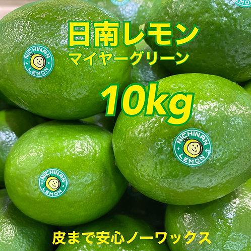 日南レモン10kg(マイヤーレモン)