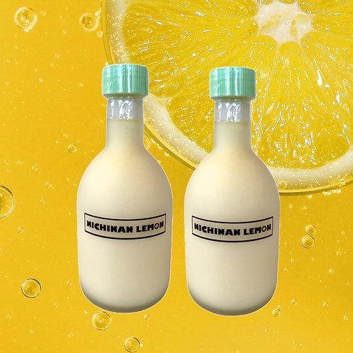 レモン果汁100% 2本セット