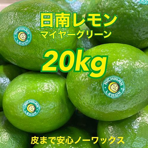 日南レモン20kg(マイヤー)