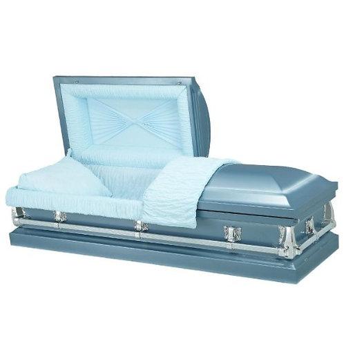 SERENITY BLUE CASKET