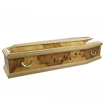 The Levavano Italian Style Coffin