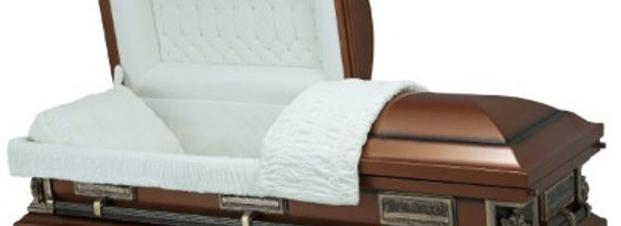 THE LAST SUPPER CASKET