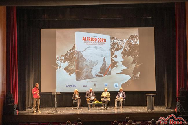 """Presentazione del libro """"Alfredo Corti"""": qualche istantanea"""