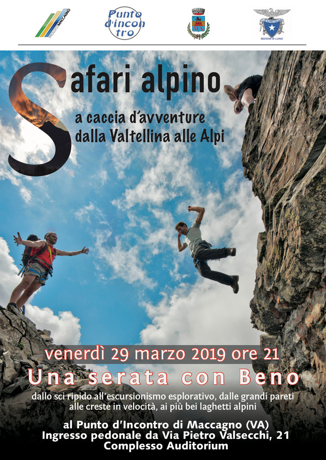 Safari alpino