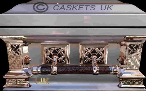 Zenith Metal Casket Front Handle