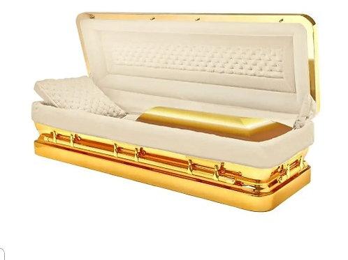 ELITE GOLD CASKET