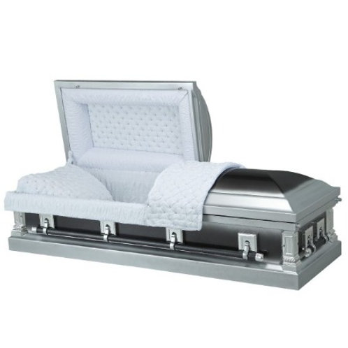 MIDNIGHT SILVER CASKET