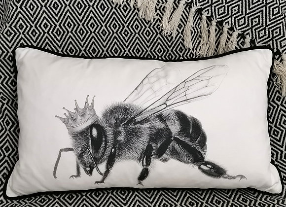 Queen Bee cushion cover