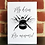 Thumbnail: Bee's knees card