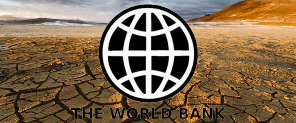 DÜNYA BANKASI'NDAN İKLİM DEĞİŞİKLİĞİ EYLEM PLANI
