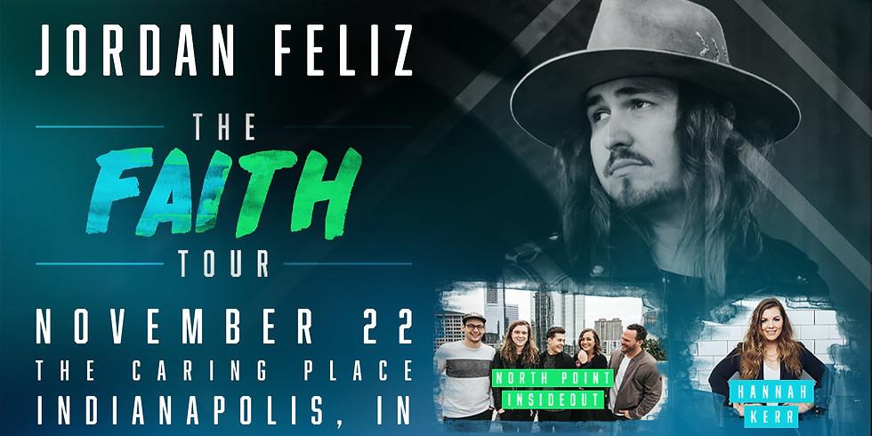 Jordan Feliz: The Faith Tour