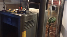 Before & After: Boiler replacement