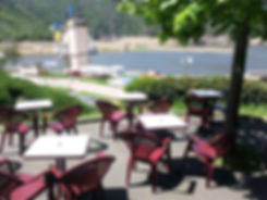 Le Bar terrasse du CNSE