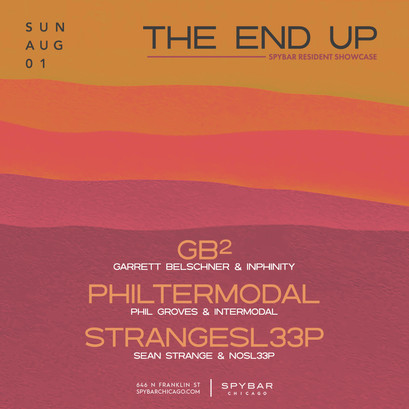 The End Up, Spybar Residents