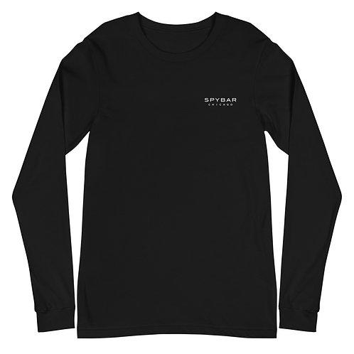 Spybar Chicago - Keep Us Dancing - Streaming Lineup - Unisex Long Sleeve Tee