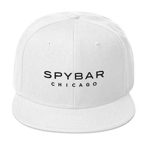 Spybar Chicago - Embroidered Logo - Snapback Hat