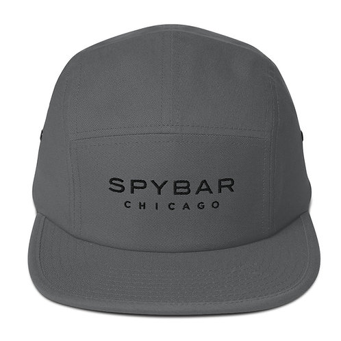Spybar Chicago - Embroidered Logo 3D Puff - 5 Panel Camper Hat
