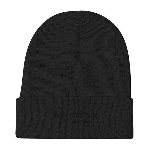 Spybar Chicago - Embroidered Logo - Knit Beanie | Otto Cap 82-480