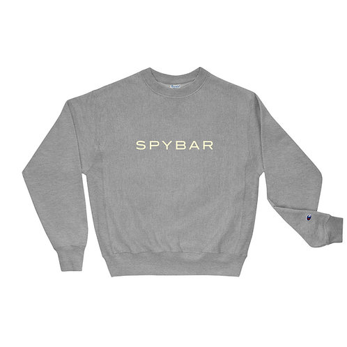 Spybar Chicago - College Logo - Champion Sweatshirt