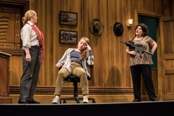 The Secretary, Curious Theatre, Directed by Christy Montour-Larson