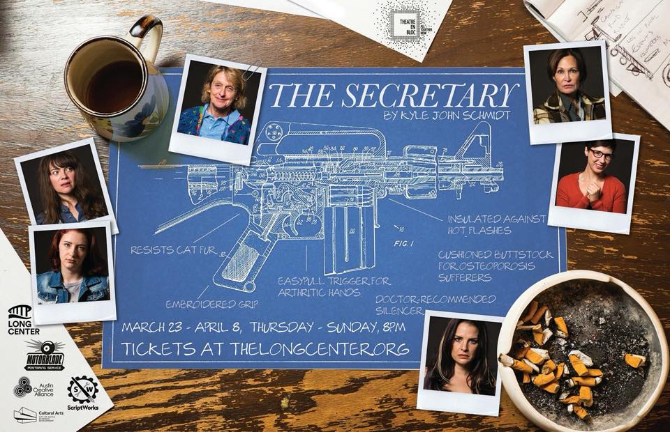 The Secretary, Theatre en Bloc, Directed by Jenny Lavery
