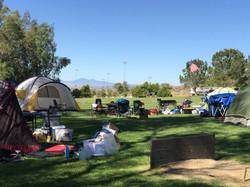 2017 ISC campsite