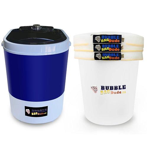 Bubble Machine with 5 Gallon 3 Bag All Mesh