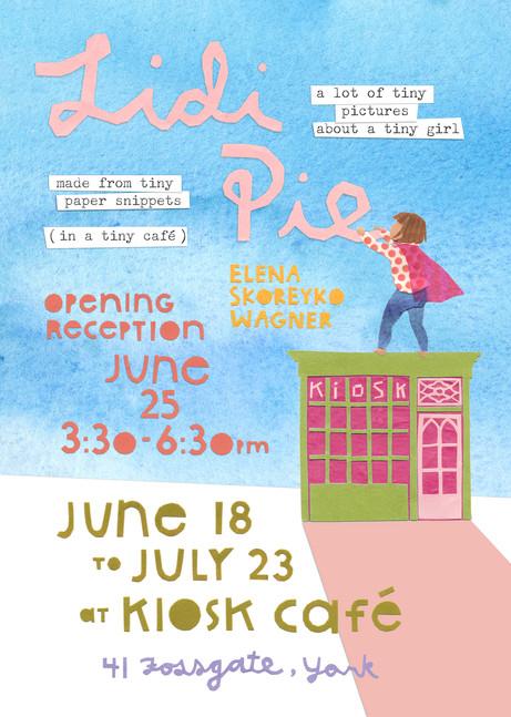 'Lidi Pie' poster