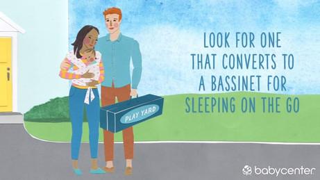 Baby registry short film for BabyCenter