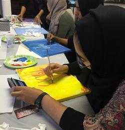 Islamic Art Workshop